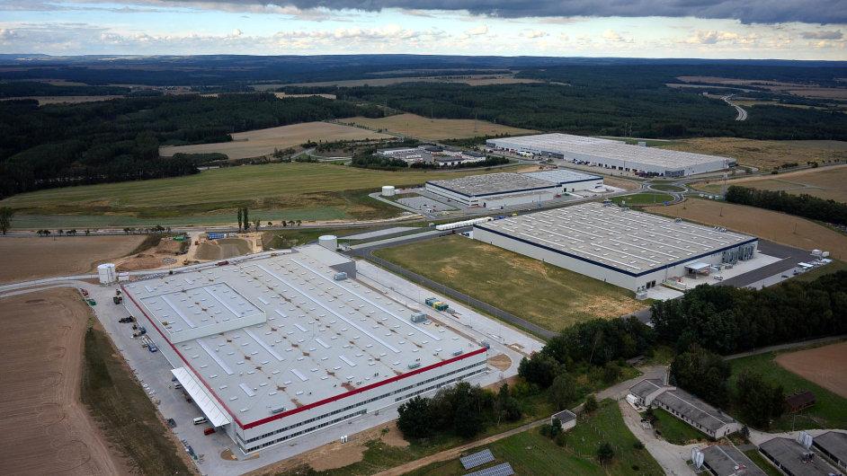 Firma Accolade výrazně rozšíří průmyslový park u Stříbra.