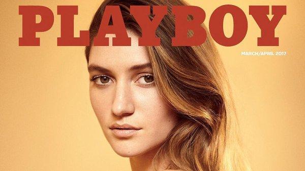 Americký Playboy, březen/duben 2017