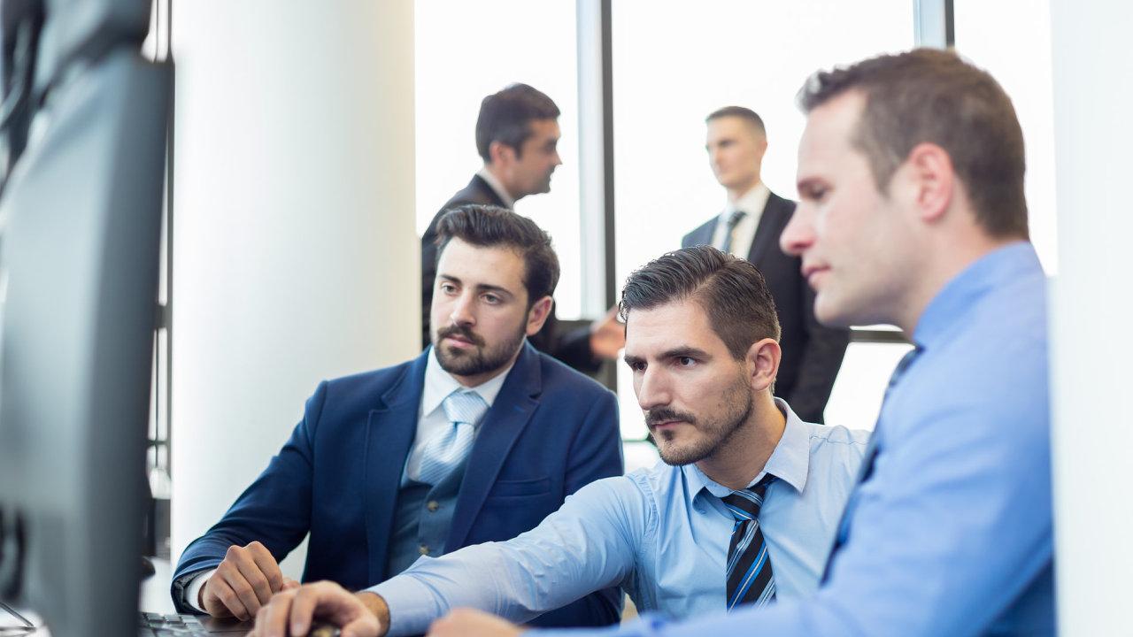 Podnikatel podnikatelé podnikání firma firmy