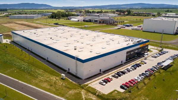DHL už v chebském průmyslovém parku provozuje distribuční centrum pro mediální společnost Sky Deutschland. Nyní tu bude expandovat