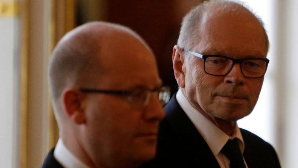 Premiér se s ministrem financí shodli na schválení návrhu rozpočtu do konce září.