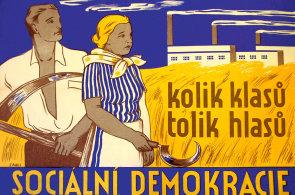 Namíchání volební kampaně: Jakými plakáty a slogany lákaly strany voliče od 19. století dodnes?