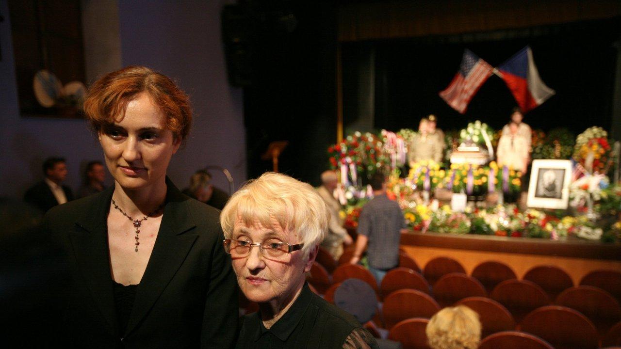 Zdena Mašínová.