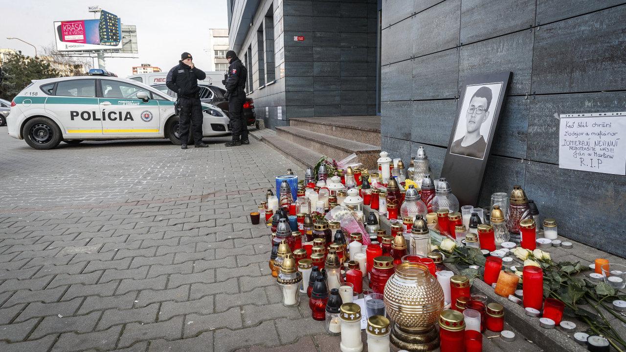 Aktuality.sk zveřejnily nedokončený článek zavražděného novináře.
