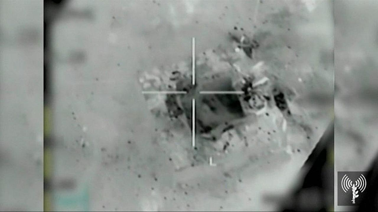 Izrael přiznal, že v roce 2007 zničil jaderný reaktor vSýrii