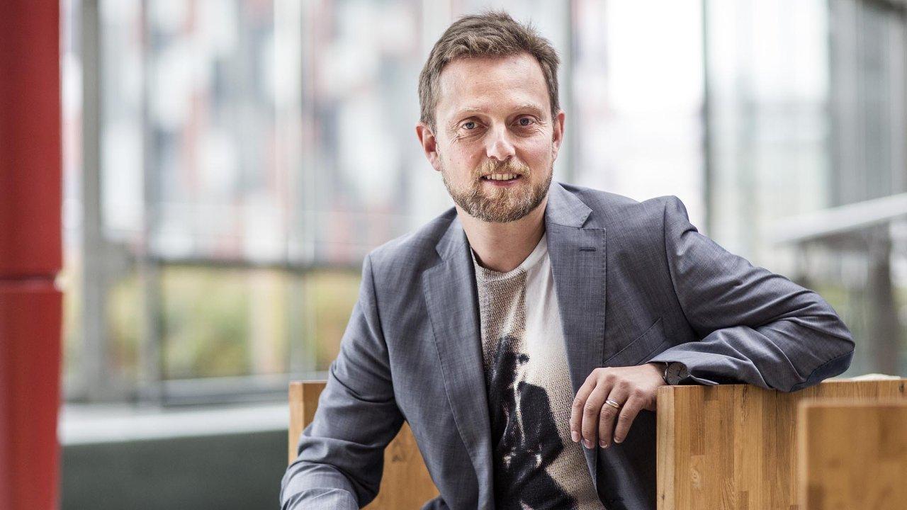 Jan Marek je v Deloittu zodpovědný zafinanční poradenství.