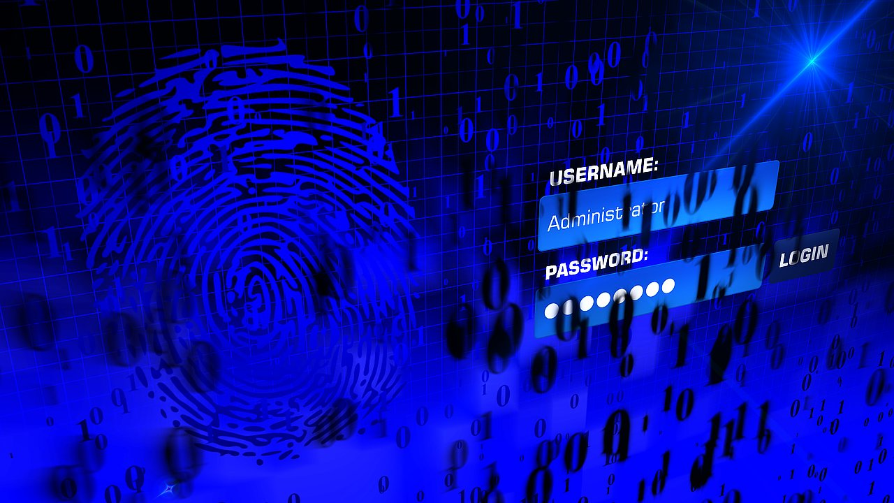 Většina Čechů používá stejná hesla k více různým on-line účtům, ilustrace.