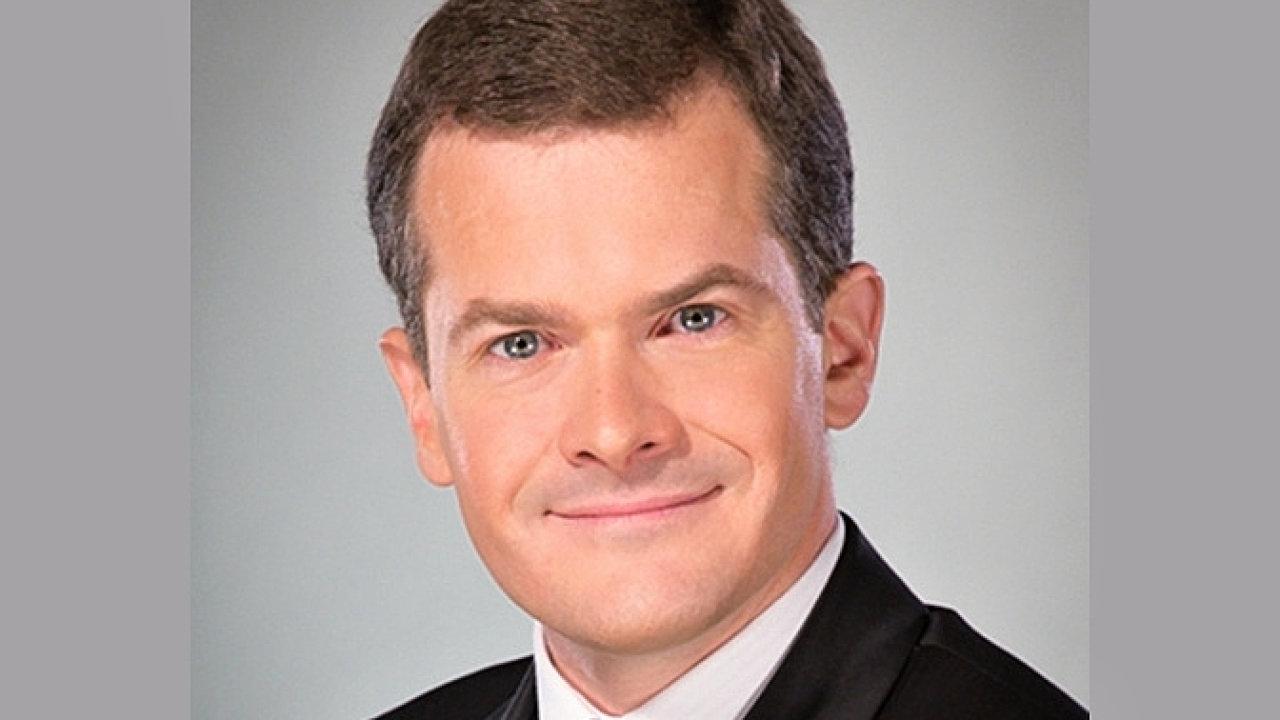 Nicolas Eich, generální ředitel společnosti Edenred Česká republika