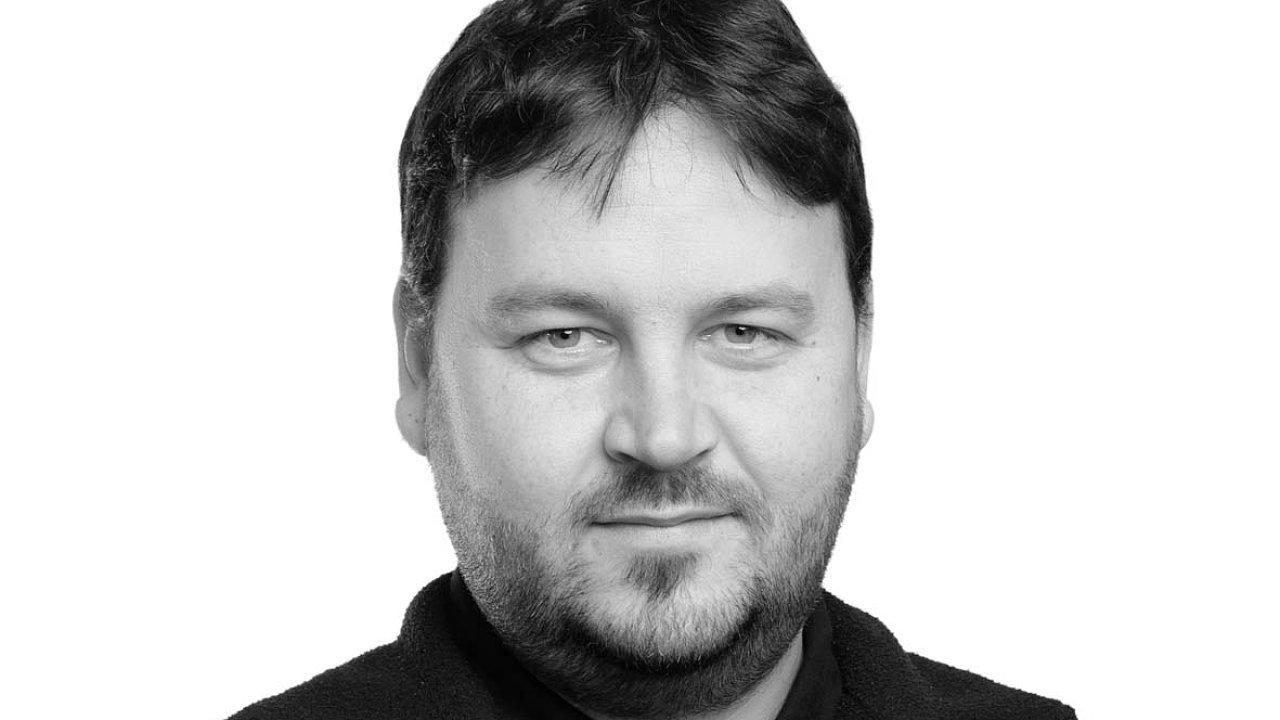 Místopředseda Rady Českého rozhlasu Tomáš Kňourek