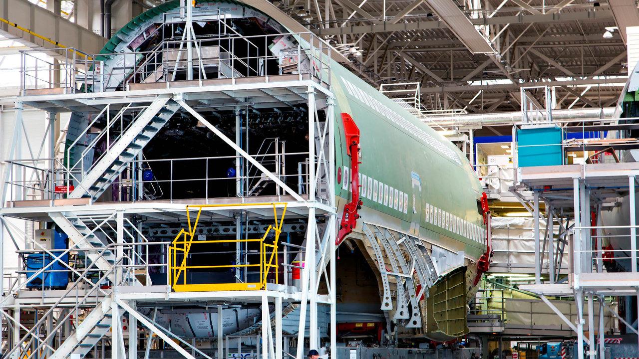 Ikdyby některé společnosti zrušily objednávky Boeingu 737 Max 8, Airbus nemá kapacity, aby rychle vyhověl jejich zájmu.