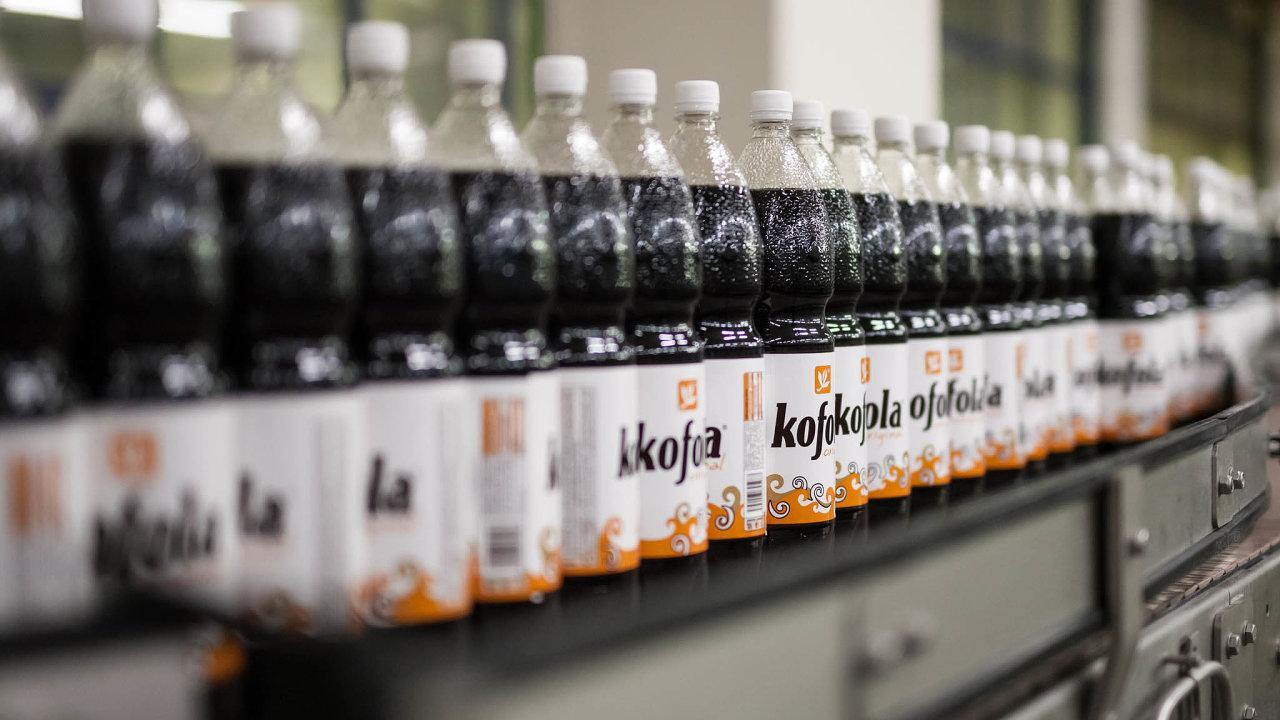 Z Polska pryč. Kofola, která ukončila aktivity v Polsku, zveřejní příští pondělí půlroční výsledky hospodaření.