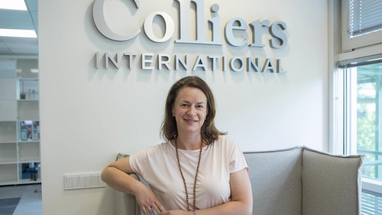 Firmy často zapomínají ptát se svých pracovníků, zda orůzná relaxační vybavení skutečně stojí, říká ředitelka poradenství pro pracovní prostředí firmy Colliers Jana Vlková.