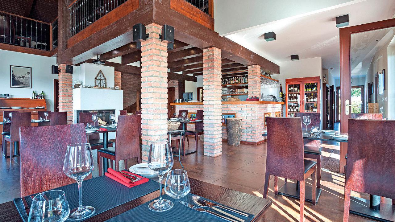 Restaurace NaJitrách
