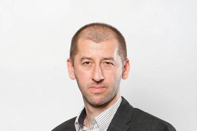 Martin Jašminský, šéfredaktor Hospodářských novin