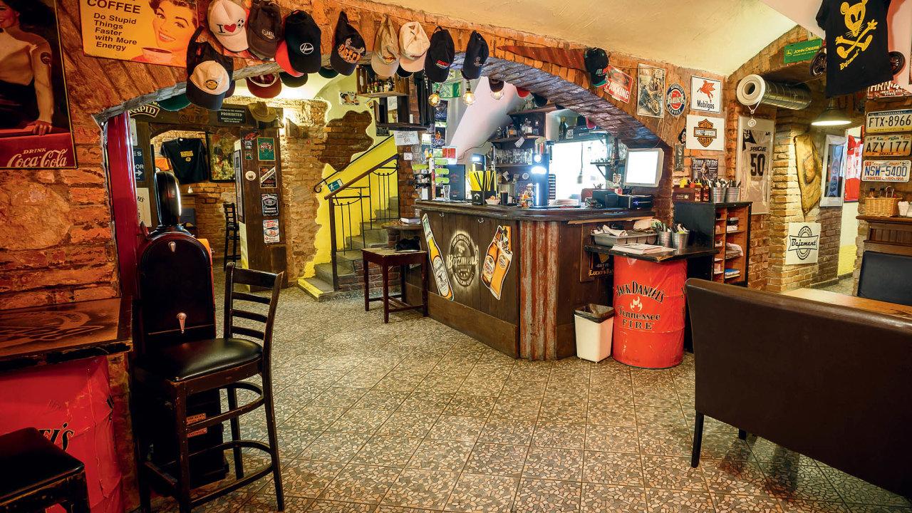 Restaurace Bejzment