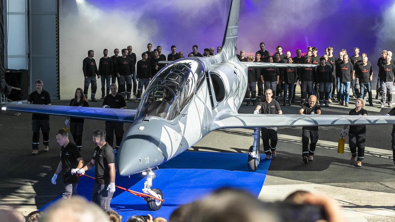 V Aeru Vodochody vyvíjený cvičný proudový letoun L-39 NG bude potřebovat nejen Maďarsko, ale i další státy v regionu.