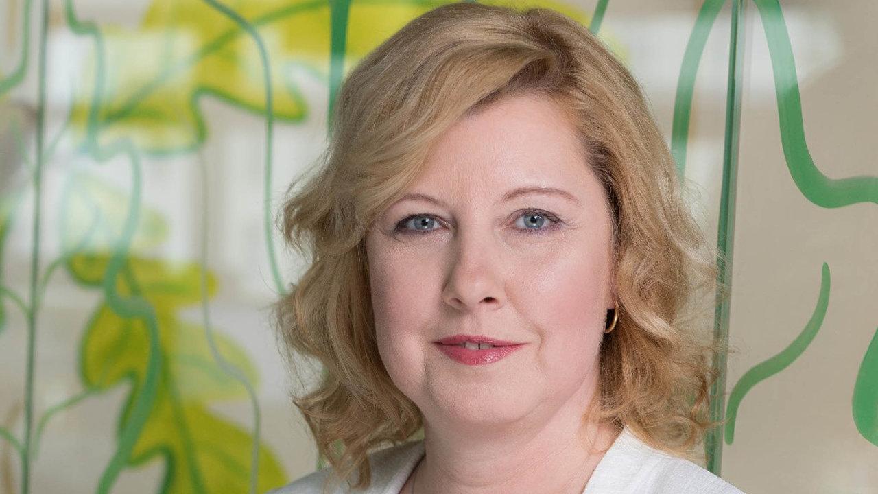 Martina Kučerová (51) se stává novou členkou vedení Air Bank, kde povede právní divizi. Kučerová se dobanky vrací zesesterské firmy zeskupiny PPF Home Credit.