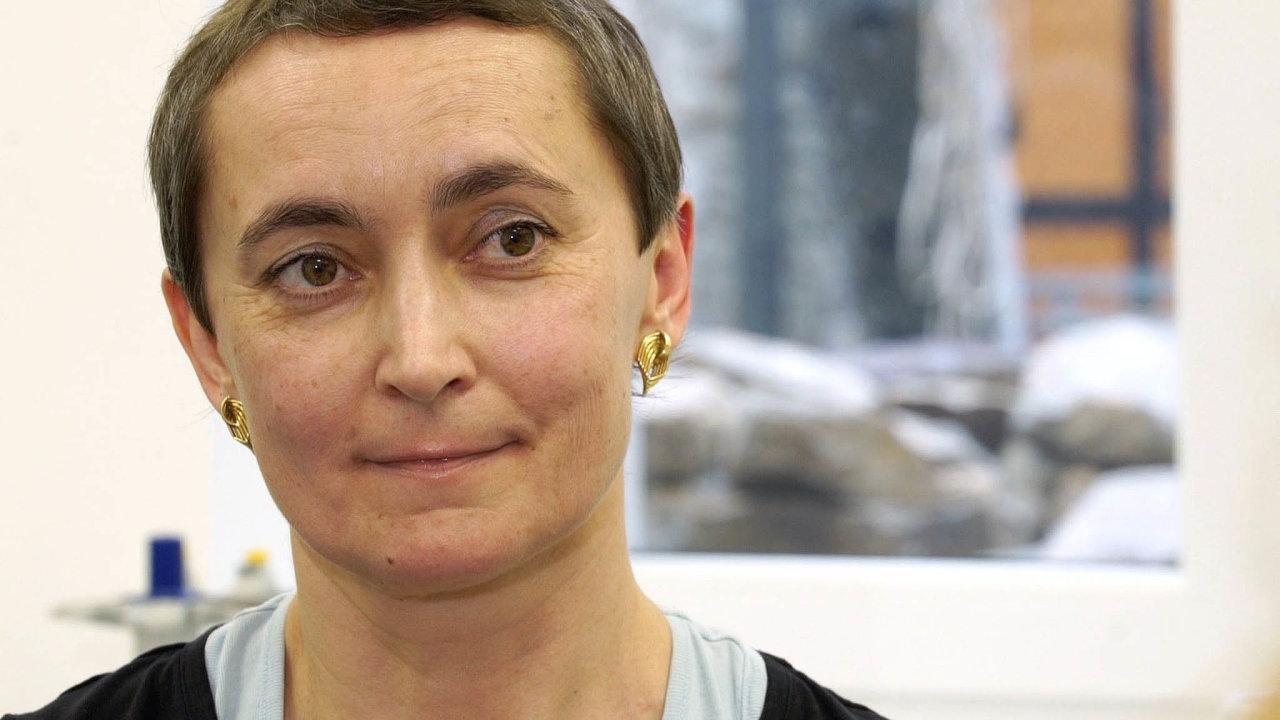 Lékařka Soňa Peková bude testovat nakoronavirus. Kauzu laboratoří Chambon, vníž je obviněná, považuje zavykonstruovanou.