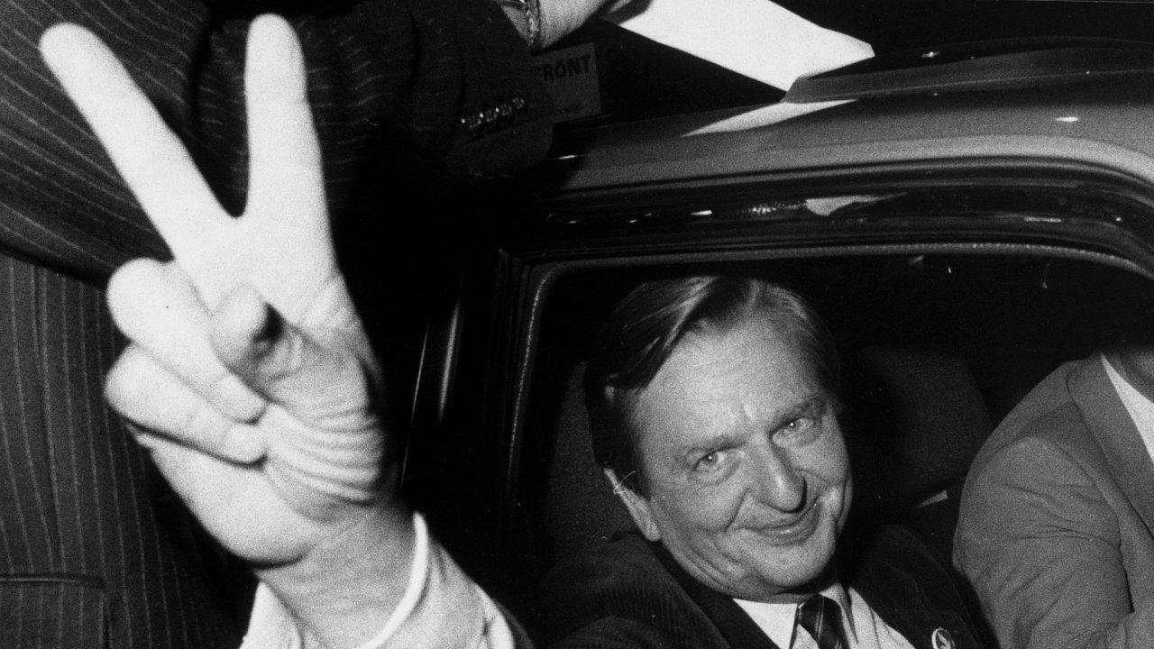 Švédská prokuratura oznámila, že ukončila vyšetřování dosud neobjasněné vraždy někdejšího švédského premiéra Olofa Palmeho z roku 1986.