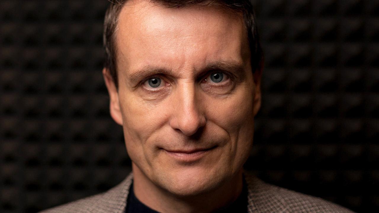 Hostem Podcastu HN Poprvé byl Adam Zvada ze společnosti Scott & Weber.