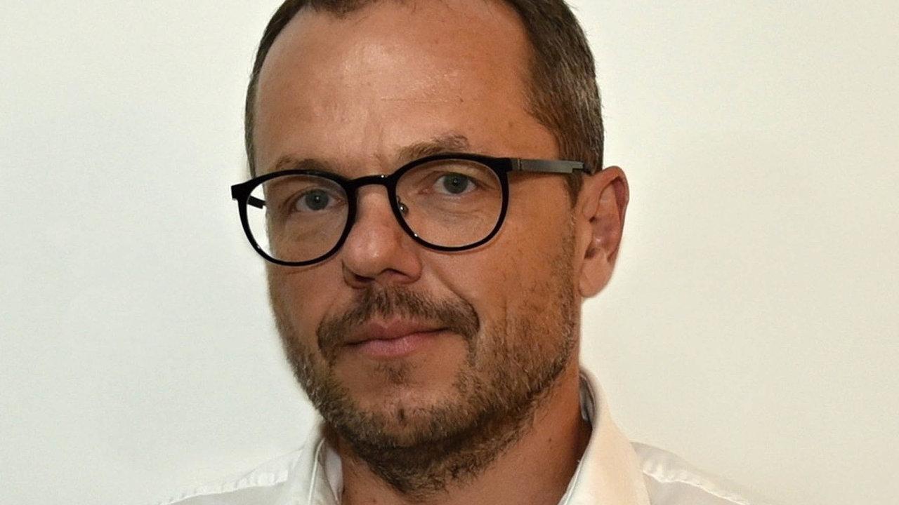 Martin Cmíral, ředitel, LEEF Technologies