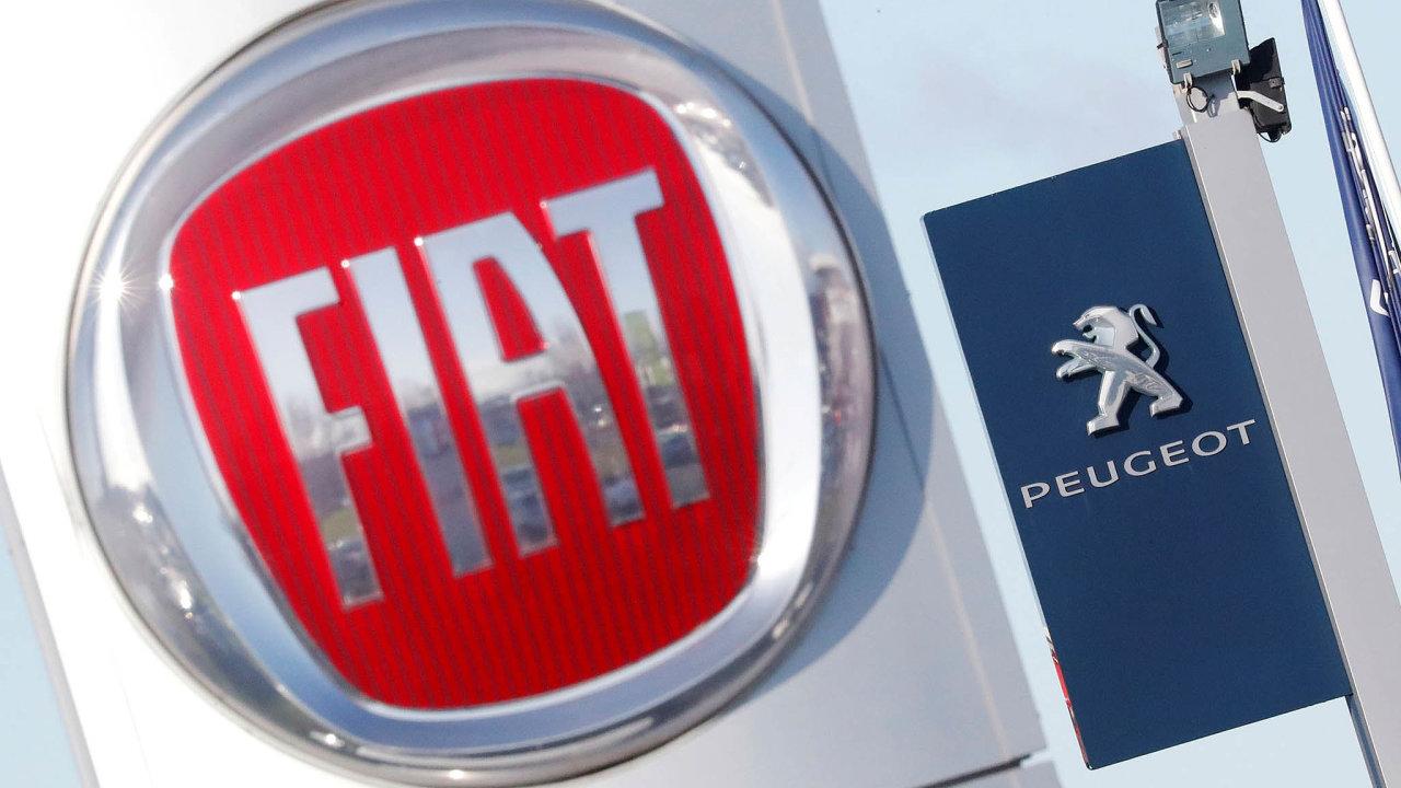 Nový kolos. Spojením skupin PSA (její klíčovou značkou je Peugeot) aFiat Chrysler vznikla čtvrtá největší automobilka světa. Větší než nový Stellantis je jen Toyota, Volkswagen aRenault–Nissan.