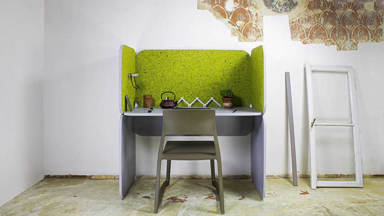 Kolekce nábytku Sileencio od LLEV