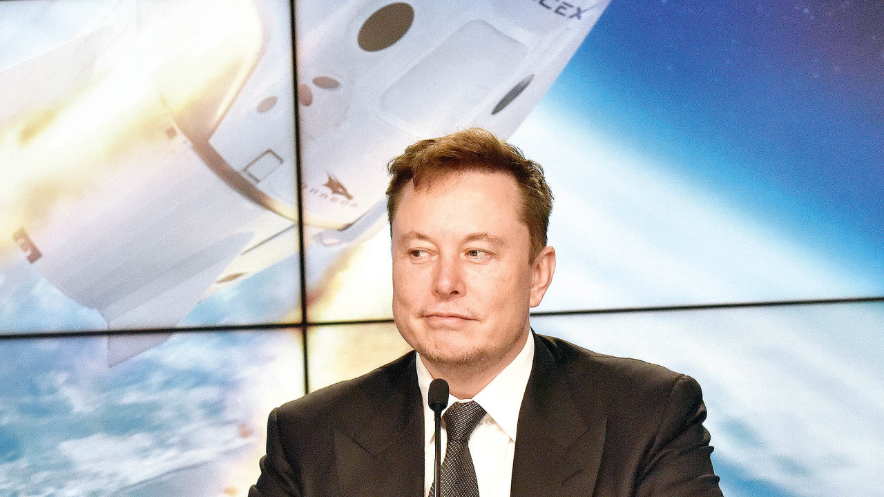 Tweetující Musk–Zprávy Elona Muska naTwitteru často hýbou akciemi. Jeho zmatení příznivci ale občas nakupují úplně jiné firmy, než by chtěli.