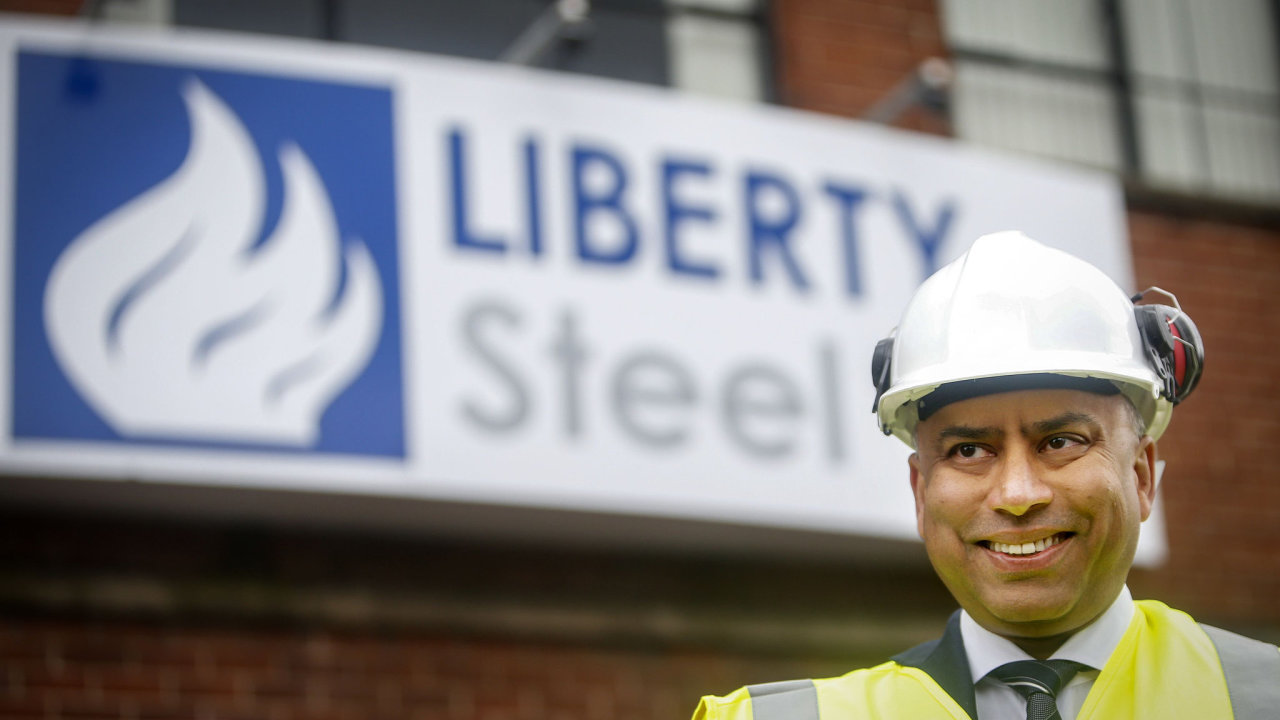 Sanjeev Gupta, Liberty Group