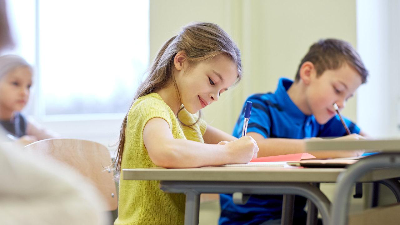 K přijímacím zkouškám na víceletá gymnázia půjde letos méně žáků než v loňském roce.