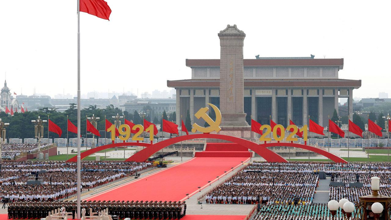 Komunistická strana Číny, oslavy