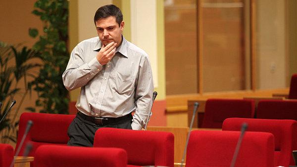 Přítomnost Karla Březiny zkomplikovala úterní jednání o koalici.