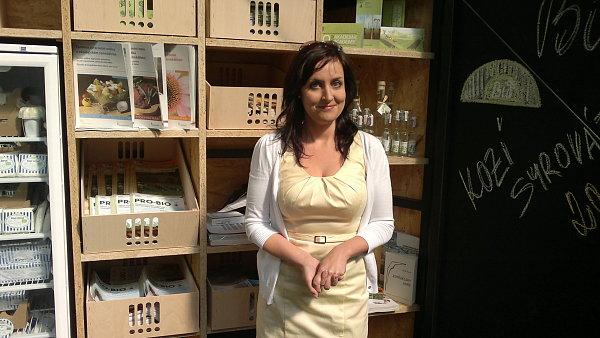 Kateřina Nesrstová, PRO-BIO Svaz ekologických zemědělců