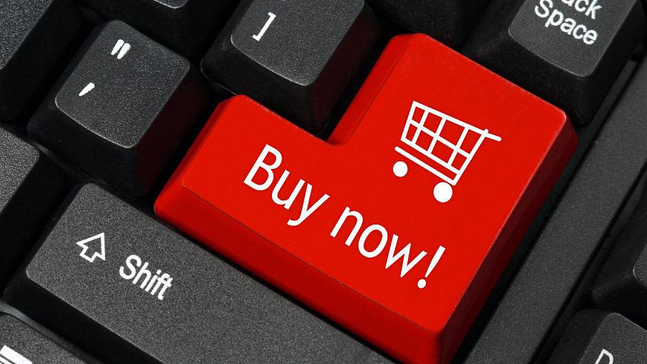 Češi mají stále více v oblibě nakupování na zahraničních e-shopech - Ilustrační foto.