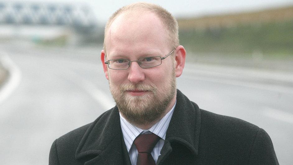 Michal Hala, bývalý náměstek ŘSD
