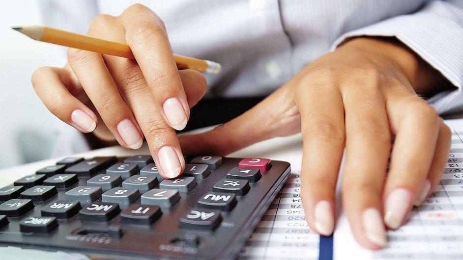 Účetnictví - Ilustrační foto