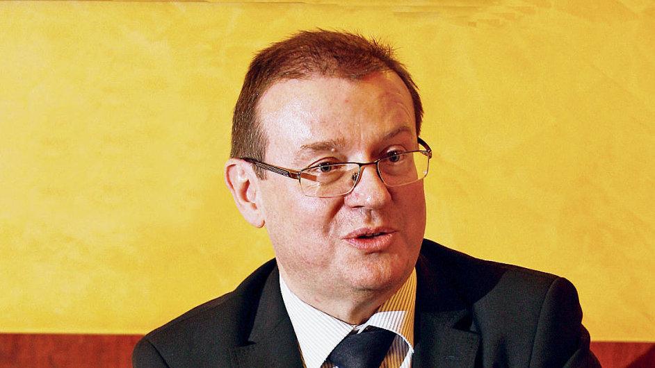 Bohdan Wojnar, člen představenstva za oblast personalistiky společnosti Škoda Auto