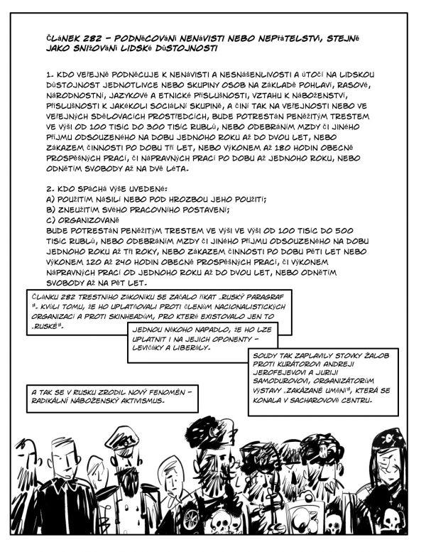 Alexej Jorš: Aktivismus v Moskvě