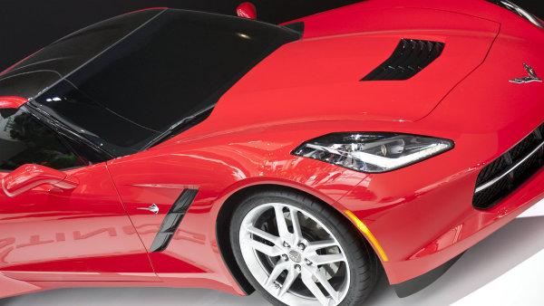 Chevrolet Corvette - ilustrační foto