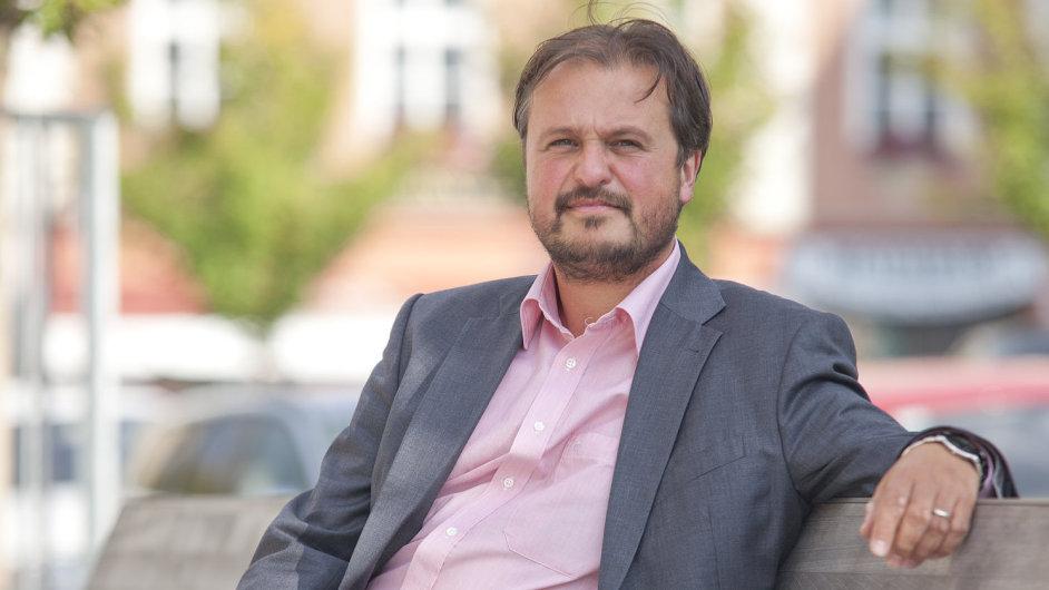 Petr Sokol, ODS, místopředseda regionálního sdružení Prostějov a 1. místopředseda oblastního sdružení