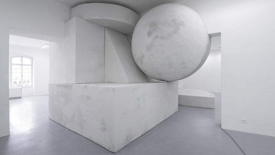 Domonik Lang - Procházení zdí
