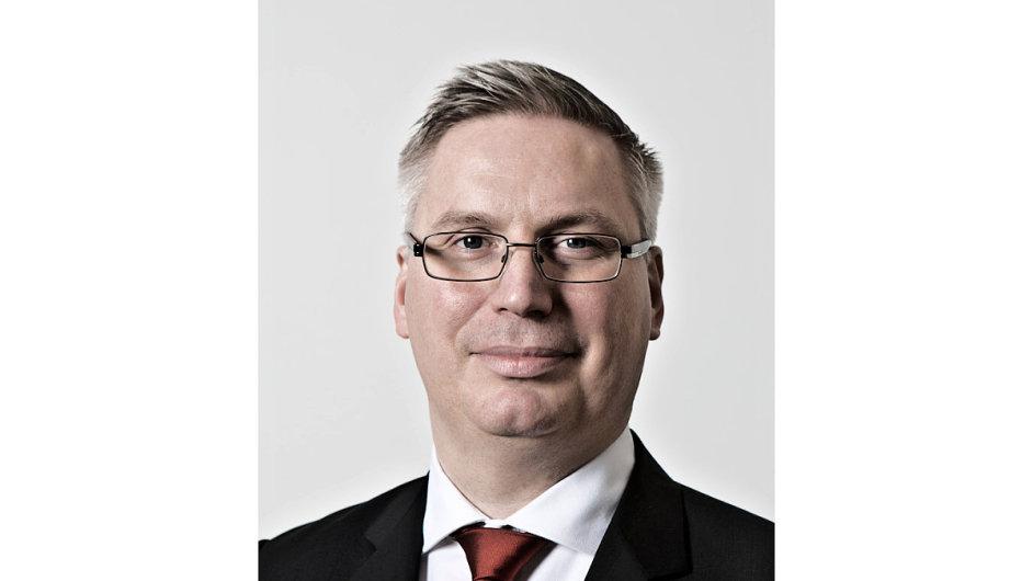 Vincent Sabot, generální ředitel New Frontier Solutions