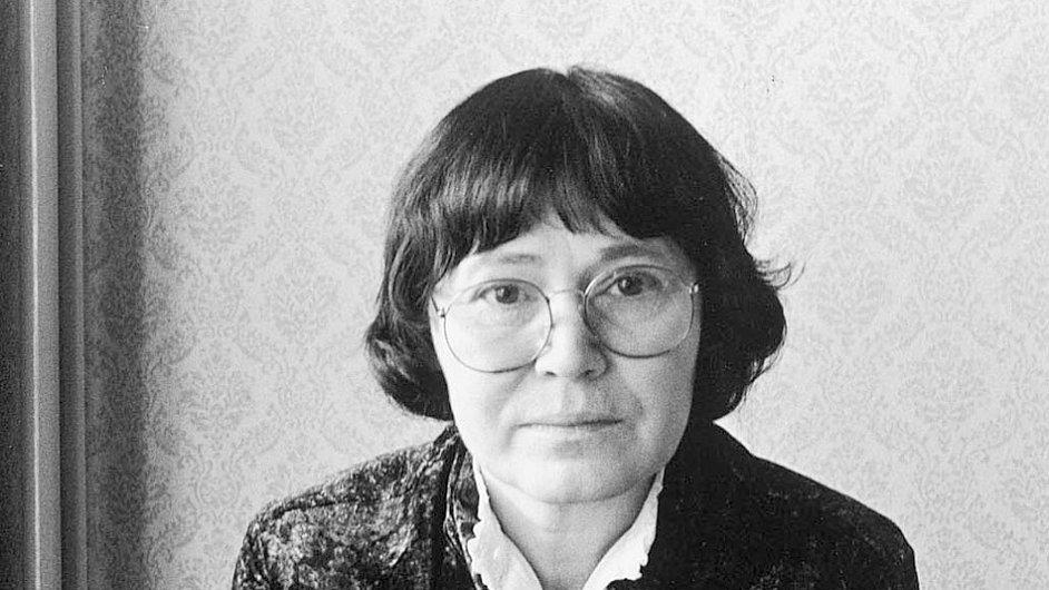 Agota Kristof byla v roce 1994 hostem Festivalu spisovatelů Praha.