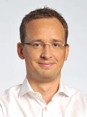 Michal Strcula, generální ředitel Air Bank