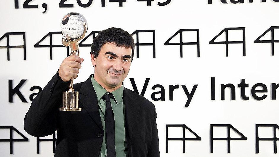 George Ovašvili získal spolu s cenou zhruba půl milionu korun.