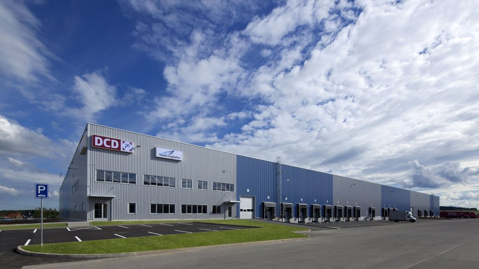 Yusen Logistics si pronajal v areálu na D1 další sklad
