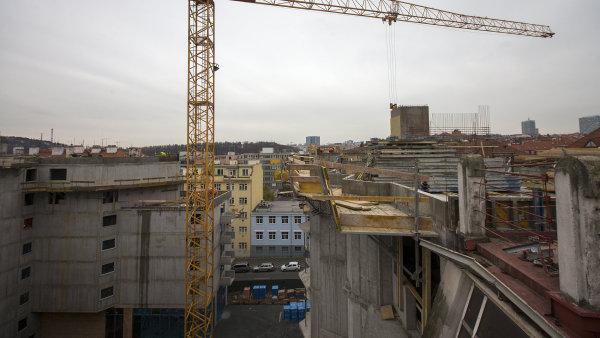 Nové stavby: Místo dvou povolení jen jedno