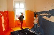 Pokoj studia Dvo��k+Gogol�k+Grasse na pra�sk� adrese Ciheln� 4.