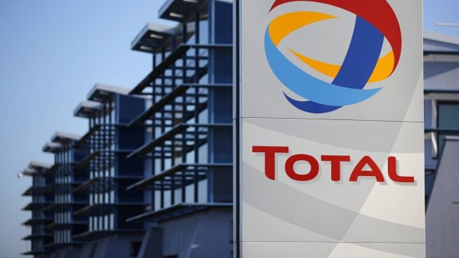 Logo společnosti Total