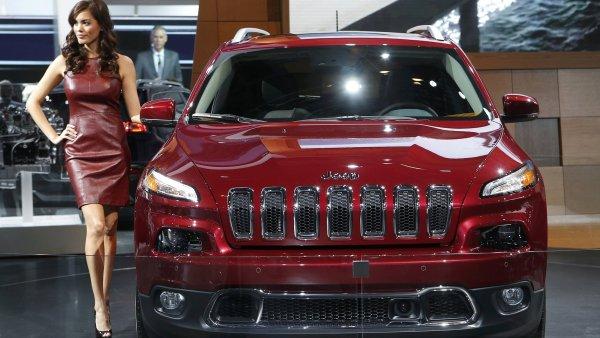 Detroitsk� autosalon p�edvede 750 voz� v�etn� 40 absolutn�ch novinek